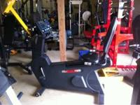 Star Trac 4400RB Recumbent Bike Excellent Condition!!!