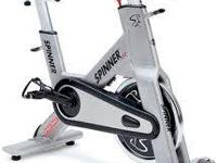 Star Trac Spinner NXT. This is THE top of the line, gym