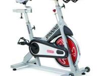 I bought this spin bike from the downtown Y for $375.