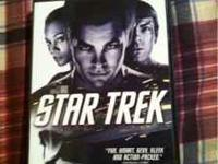 I'm selling a Star Trek (2009 version) DVD that was