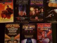 star trek books for sale all books in picture ten