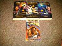 Star Trek Deep Space Nine Millennium Trilogy - The Fall