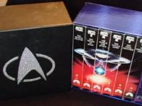 All Seven Star Trek Movies in One New Unopened Box
