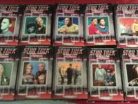 We have 80 Beta hi-fi tapes. They are the Star Trek