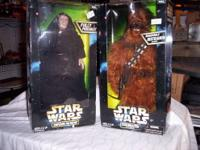 I AM SELLING TWO(2) STAR WAR ACTION FIGURES,