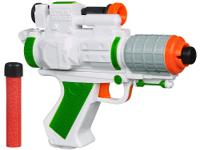 Take aim with General Grievous blaster and battle the