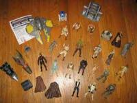 STAR WARS ACTION FIGURES, ALL FOR ONE PRICE. CALL