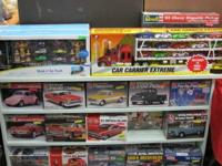 BOOTH #20 HAS MANY MODEL CARS TO CHOOSE FROM. ALSO IN