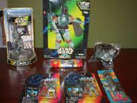 Here is the ultimate Boba Fett collection. 8 of the 10