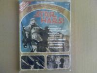SCIENCE FANTASY FILM CLASSICS STAR WARS #1 1977.