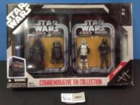 Large Collection of Star Wars Collectibles & & Movie