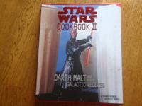 Star Wars Cookbook II: Darth Malt & More Galactic
