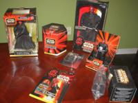 Here is the ultimate Darth Maul collection. All items,