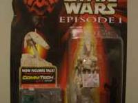 Battle Droid with blaster rifle. Unopened for