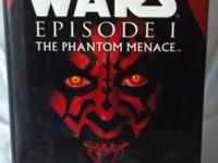 HARD COVER,NEW NEVER READ  GREAT FOR ANY STARWARS