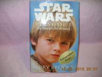 "Up for grabs here is a hardback copy of. ""Star Wars"