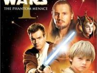 **Excellent Used Condition** The Phantom Menace two