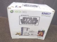 I have an Xbox 360 Star Wars Limited Edition with