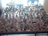 Huge collection of Star Wars (Galactic Figures) a lot