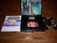 Star Wars: Episode I The Phantom Menace VHS Widescreen