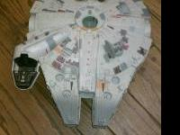 I HAVE FOR SALE A STAR WARS 1995 TONKA MILLENIUM