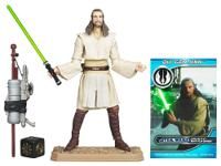 This awesome QUI-GON JINN Star Wars Movie Legends
