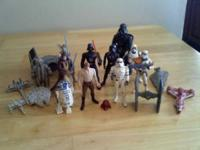 I have some original Star Wars figures from the old