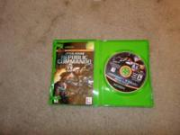 Star Wars Republic Commando for the Xbox $20. no