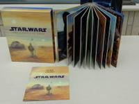 mint condition Star Wars The Complete Saga director's