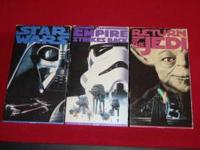 STAR WARS - THE EMPIRE STRIKES BACK - RETURN OF THE