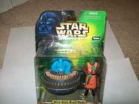You are looking at a Sealed (never opened)StarWars Max