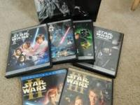 Includes: Widescreen set #4: A New Hope #5: The Empire