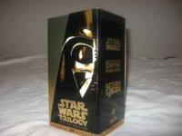 Star Wars Trilogy Special Edition VHS Box SET Of 3. [1]