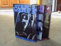 hello, im selling a boxed set of the star wars trilogy.