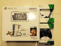 Limited Edition Star Wars Xbox 360 with