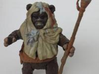 I have a Star Wars heritage Ewok paploo figure that