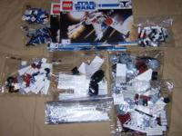 Just in time for Christmas I'm selling several Lego
