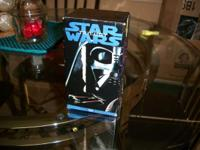 STAR WARS TRILOGY VHS BOX SET RETURN OF THE JEDI THE