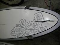 I'm selling my Starboard SUP. It surf's great and I've