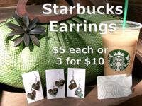Are you a Starbucks fan? I'm selling these handmade