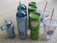 I am selling a variety of new Starbucks cups. I have