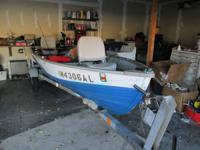 I am selling this nice 1966 Starcraft fishing boat with