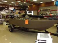 "14' Starcraft Jon 36"" Bottom Max HP : 20 Length :"