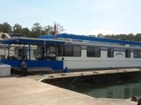 HOUSEBOAT STARDUST WIDE BODY EXCELLENT COND. SLIP PAID