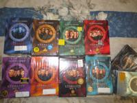 Complete Series in PERFECT CONDITION    cost $200 at