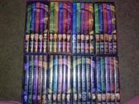 I have periods 1-8 of SG1 and in brand-new condition.