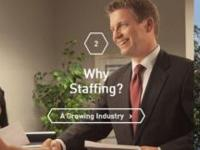 The Staffing Industry is more than 120 years old in