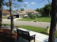 This is a gorgeous 3 bedroom, 3 bathroom gated golf
