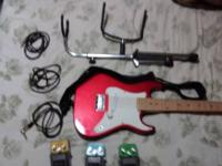 I have a 3/4 Harmony electrical guitar in wonderful