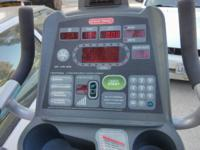 I have a commercial quality StarTrac Upright fitness
